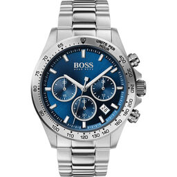 BOSS Men's Hero Stainless Steel Watch