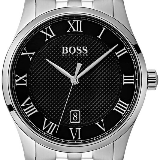 BOSS Men's Master Stainless Steel Watch