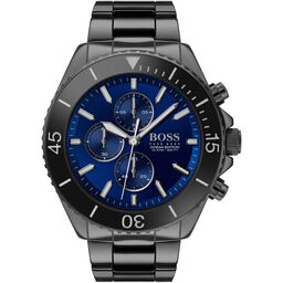 BOSS Men's Ocean Edition Black Ceramic Watch