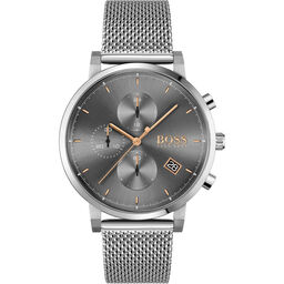 BOSS Men's Integrity Stainless Steel Watch