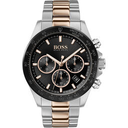 BOSS Men's Hero Two Tone Stainless Steel Watch