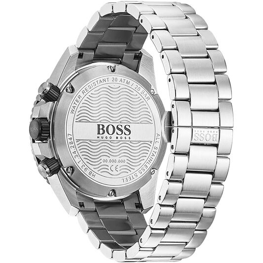 BOSS Men's Hero Stainless Steel Watch