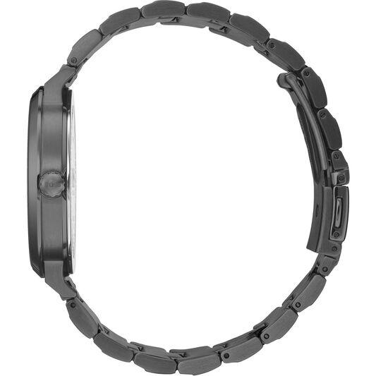 BOSS Ladies Marina Grey Plated Watch