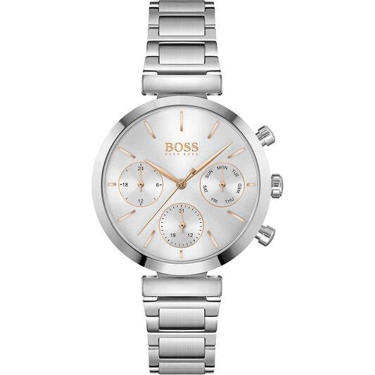 BOSS Ladies Flawless Stainless Steel Watch