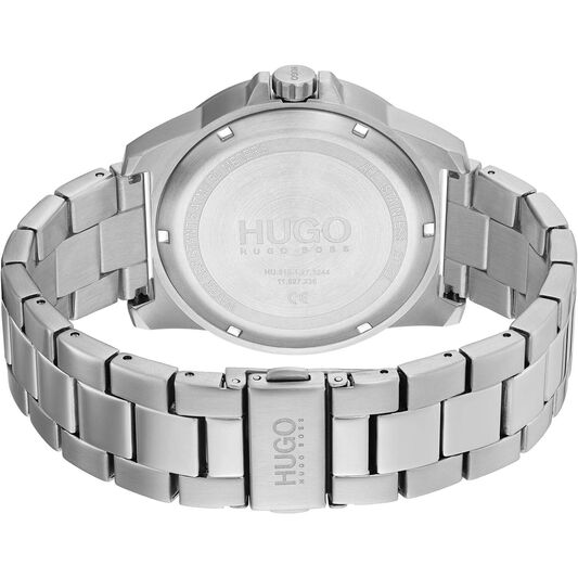 HUGO Men's #Twist Stainless Steel Watch