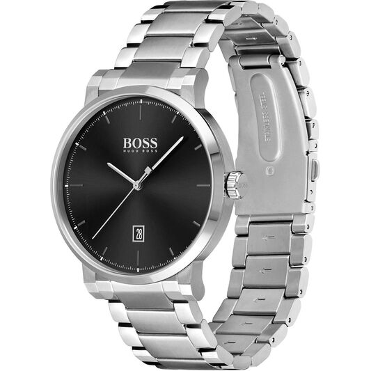 BOSS Men's Confidence Stainless Steel Watch